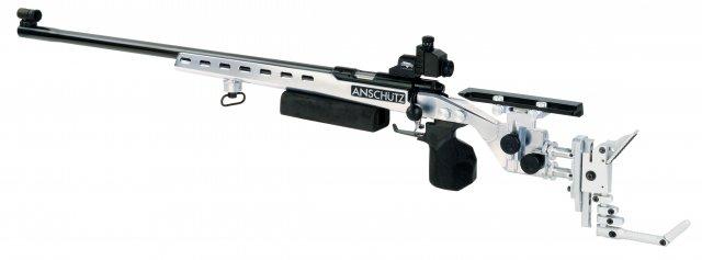 Anschutz match rimfire rifles