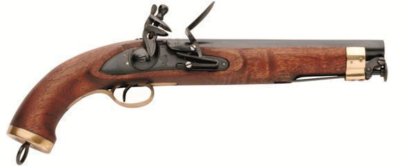East India Pattern Manton Flintlock replica Pistol