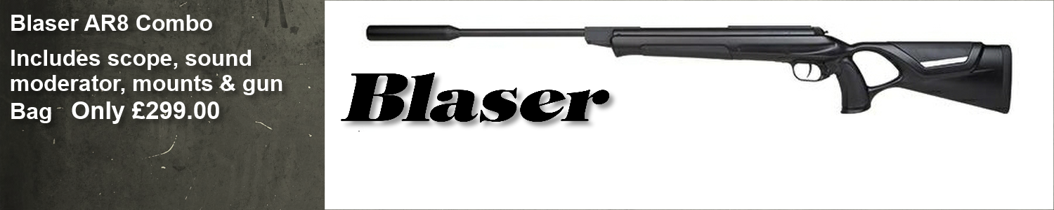 Blaser AR8 Professional Compact special offer