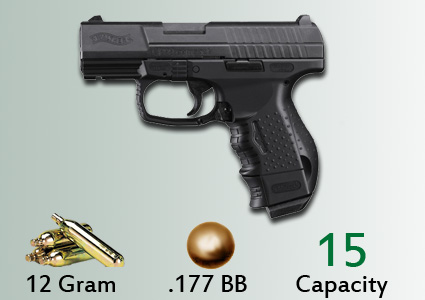 umarex walther cp99 co2 pistols rh mcavoyguns co uk Walther CP99 BB Gun AR-15 Manual