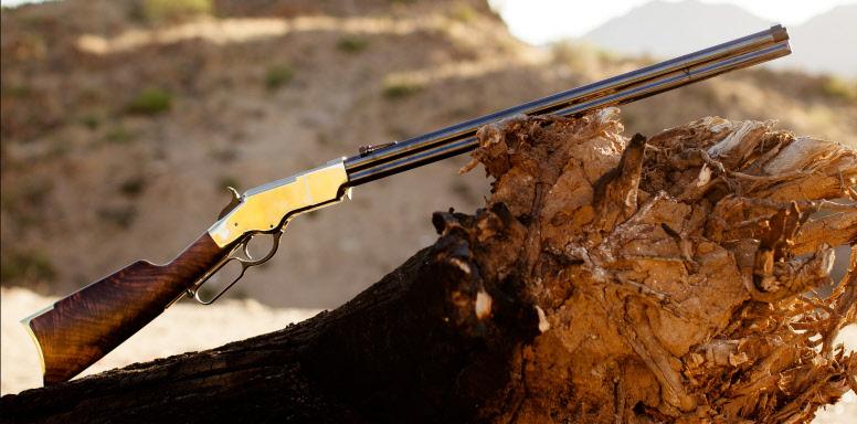 Henry centerfire rifles