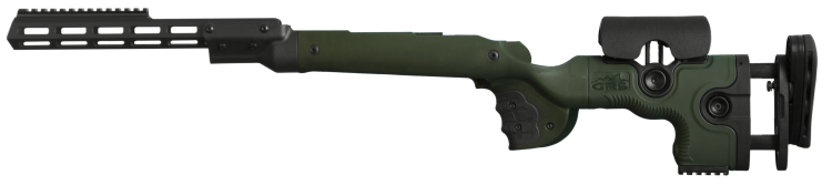 GRS custom rifle stocks - Mauser