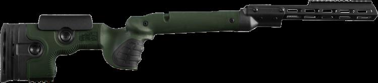 GRS custom rifle stocks - Tikka