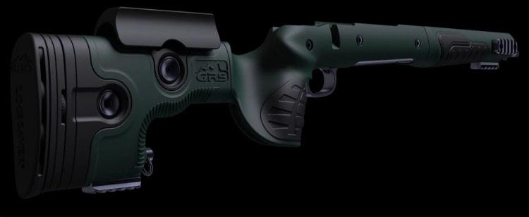 GRS Blaser custom rifle stocks
