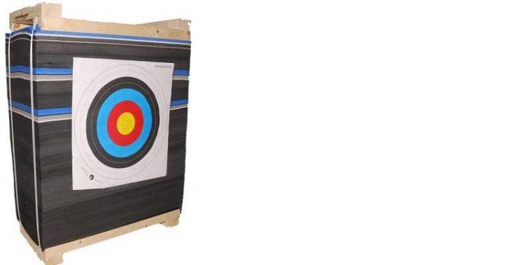 60cm Layered Foam Archery Target