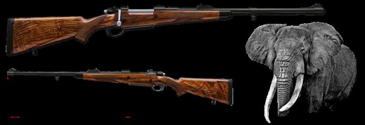 Mauser centerfire rifles