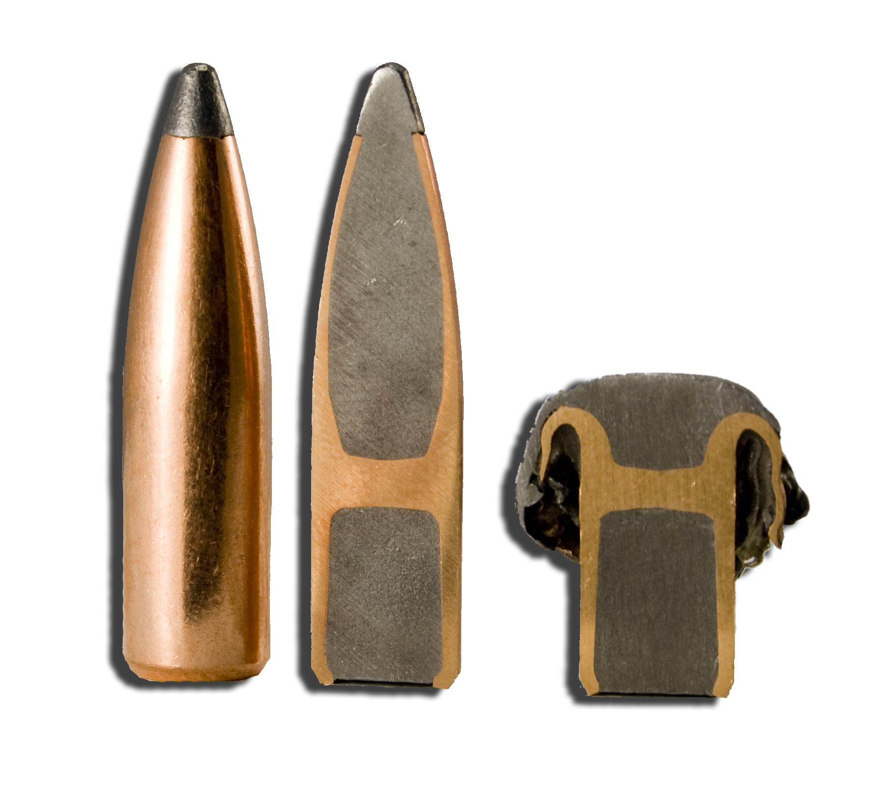 Nosler bullet heads