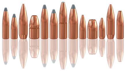 Speer Bullet heads