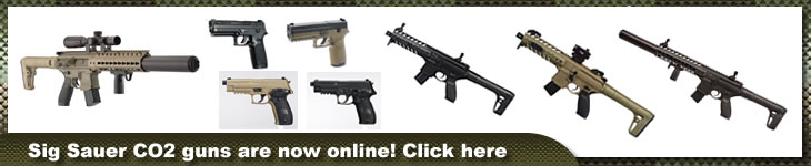 CO2 gun accessories
